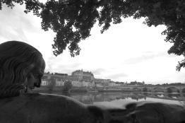 Zeus kijkt naar Amboise